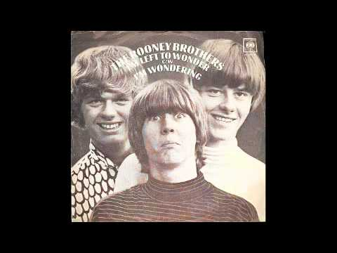 The Rooney Brothers - I'm Wondering - Michael Z. Gordon - RARE!