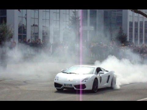 Hq Car Wallpapers Lamborghini Lp550 2 Valentino Balboni Burnout Drift
