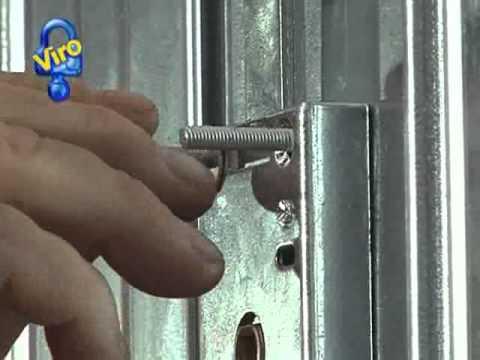 Serrure Blindée Pour Portes Basculantes YouTube - Securiser porte de garage basculante