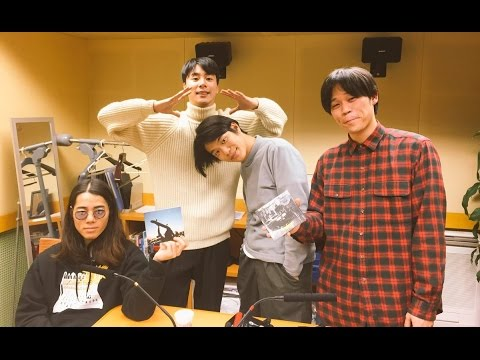 Yogee New Waves TOKAIRADIO×TSUTAYA LIFESTYLE MUSIC 929 2017.02.09  ゲスト:Suchmos YONCE & KCEE
