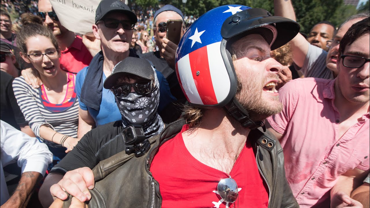 Boston free speech rally was for 'closet white supremacists'