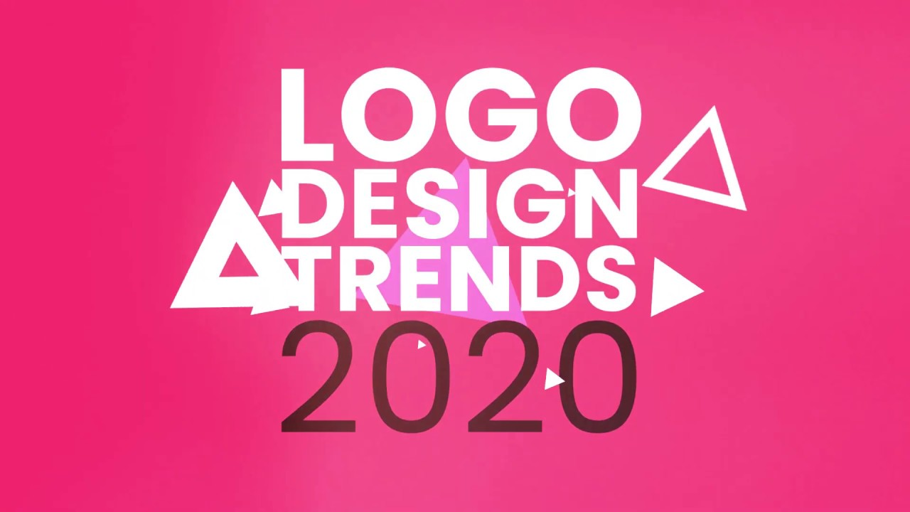 2020 Logo Design Trends.Logo Design Trends 2020 A Blast Of Colors And Shapes