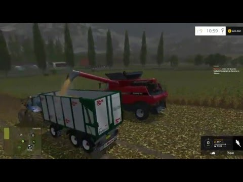 ep.21 FS15 SERIE TWO RIVERS IN LIVE by RedStrike89