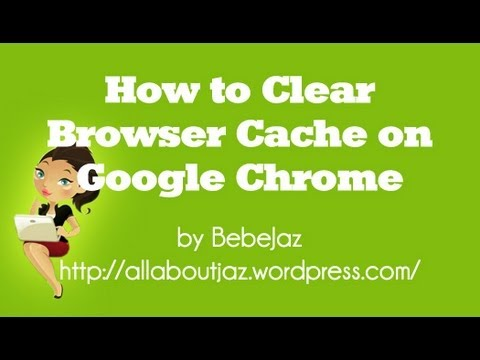 how to keep google chrome clean