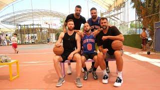 Ben Fero'nun sunumuyla Nba Şampiyonu, Allstar Mehmet Okur'la Basket Maçı - Team Memo vs Team Cankut