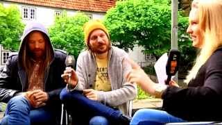 FRISKA VILJOR Interview in Osnabrück [Germany] @ POPSALON 2014