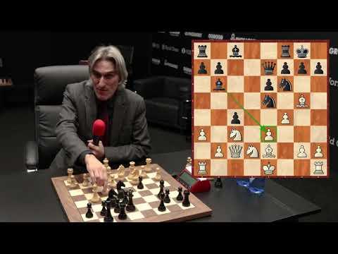 World Chess Championship 2018 Carlsen Vs Caruana Game 7 Report