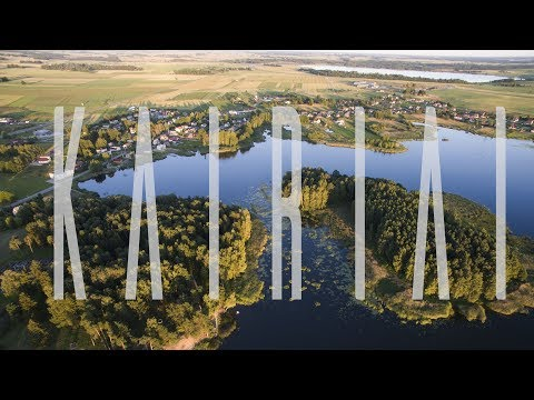 Kairiai City Lake Lithuania 4K | Tinas Askus | DLOGⁿ 1