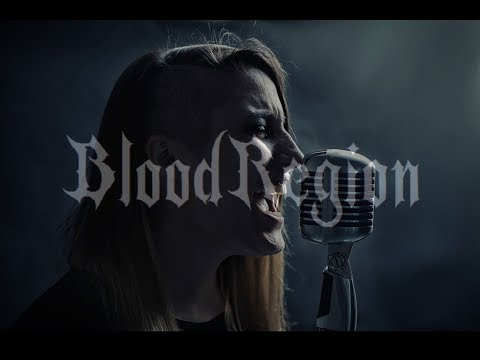Blood Region - Through the wolfwoods (feat. Ira Green)