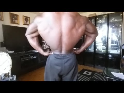 Home Back Workout   Introducing Tyrone From Fitness Addict Channel