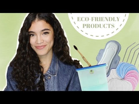 My Top 5 Eco-Friendly Products ♻️ | Haul