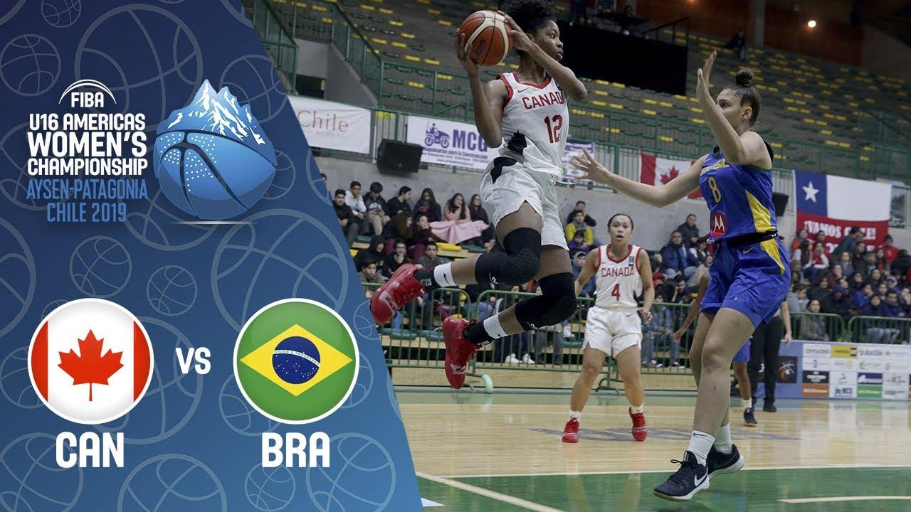 Canada v Brazil