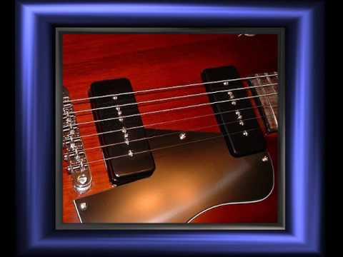 GuitarHeads P90 Soapbar & Dogear Pickup Demo
