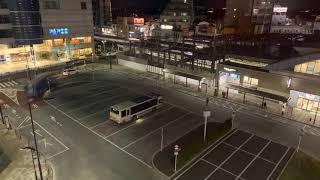 [iPhoneタイムラプス] ひばりヶ丘駅前