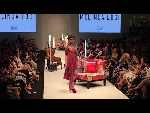 Melinda Looi KL Fashion Week 2017
