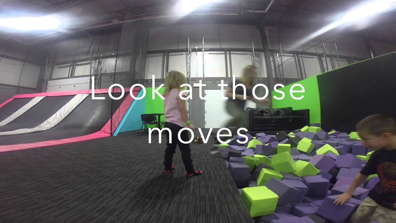 trampoline park flying squirrel calgary youtube. Black Bedroom Furniture Sets. Home Design Ideas