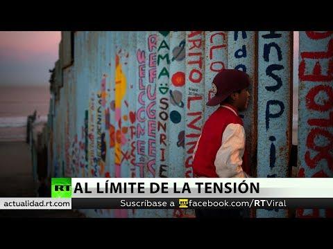 Tensión en la frontera entre México y EE.UU. por la avalancha de migrantes