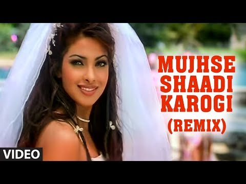 Mujhse Shaadi Karogi Remix Video Song |...