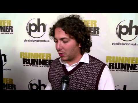 Runner Runner: Oliver Cooper
