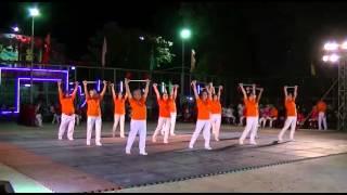 CLBDS Phú Mỹ    :    Liên khúc    Gậy ngắn.