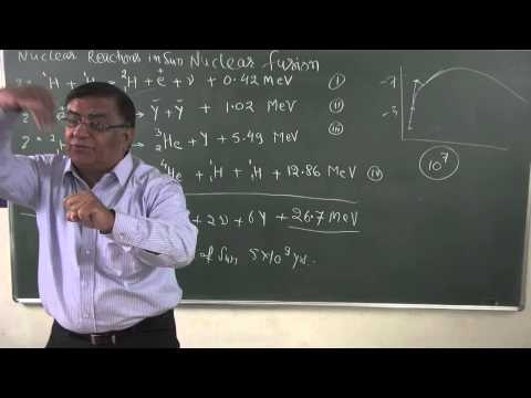 XII-11.5.Nuclear Fusion(2014)Pradeep Kshetrapal Physics