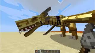 Minecraft Mod - Evcil Ejderhalar
