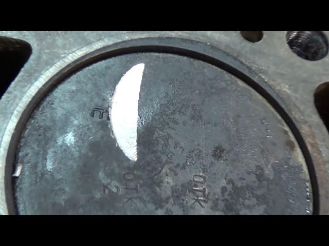 Фото к видео: ВАЗ-2103 доработка ГБЦ