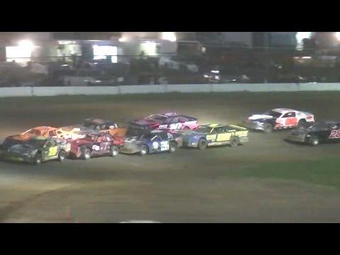 Street Stock Feature | McKean County Raceway | 9-7-14