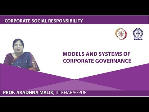 Models and Systems of Corporate Governance Completed
