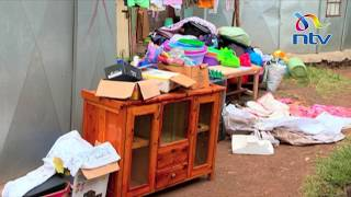 Police Officers Evicted From Houses At Ngara Police Post