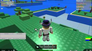 Roblox Survival 404 - Comment faire un arc