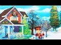SNOW DISASTER // The Sims 4: Not So Berry ~ Rose #16