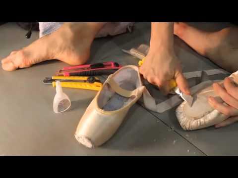 The Black Swan's Feet