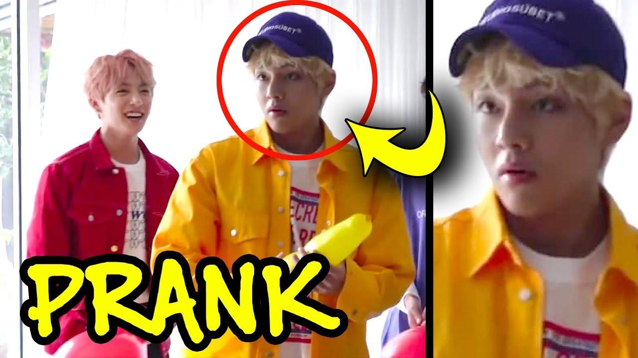 BTS prank & tease each other ????