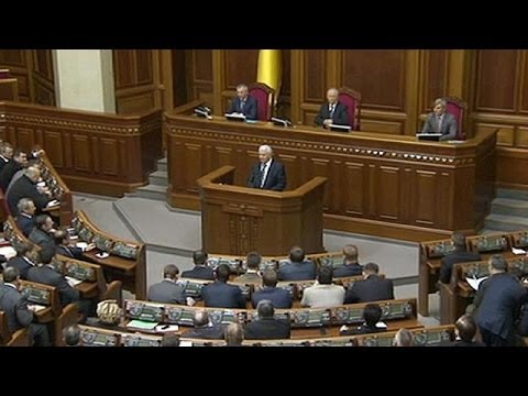 Ukrainian parliament set to vote on amnesty law for detained prisoners