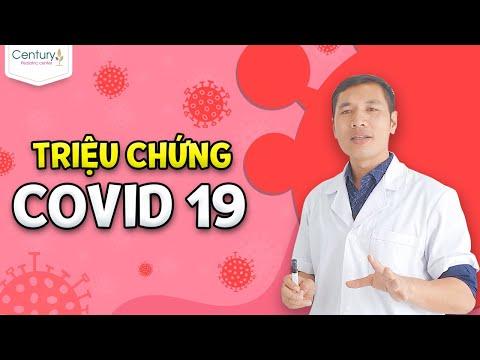Triệu chứng của Covid 19 - Cách giúp nhận biết sớm nhất  Covid 19 giảm tử vong | Trương Minh Đạt