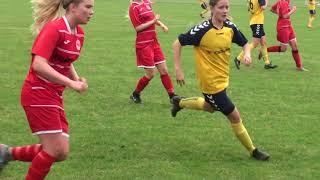 U18DM: BSF-Vilbjerg 14-04-18 Resultat: 2-5 - 2. Halvleg