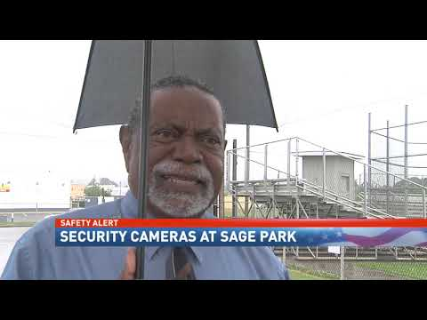 Gulf Coast Mornings with Kelly Bennett & Uncle Henry Blog - Perception of Safety as Cameras Go Up at Sage Park