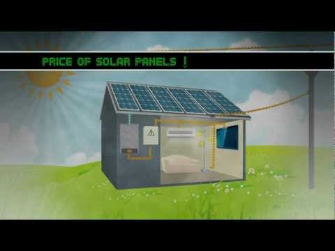 How a solar power system works in New Zealand
