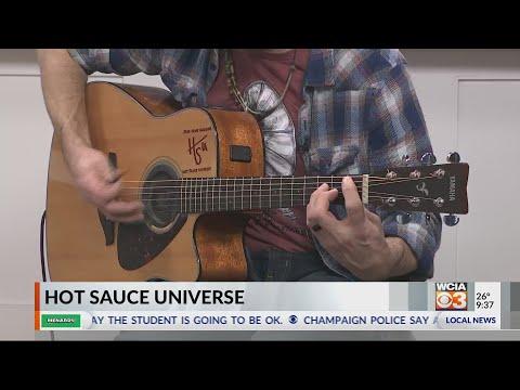 Friday Jams: Hot Sauce Universe Part 2