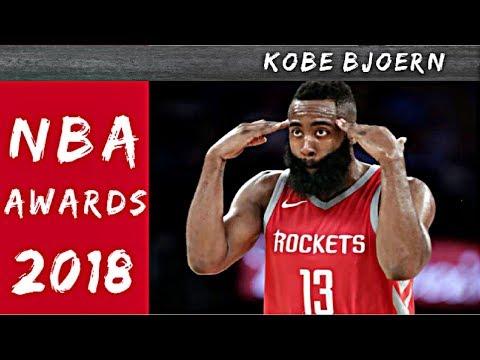 NBA Halbzeit Awards (MVP, MIP, ROY...) - Kobe Bjoern