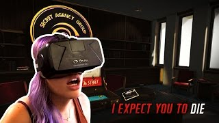 I'M EXPECTED TO DIE?! Oculus Rift thumbnail