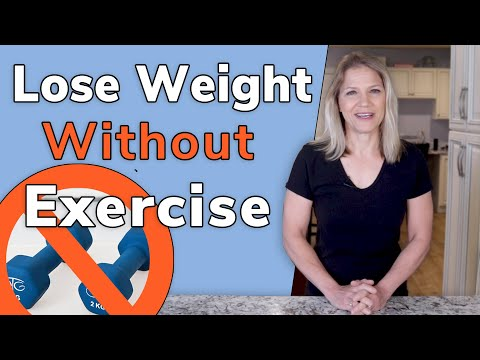 Achieving Weight Reduction Success Without Exercise