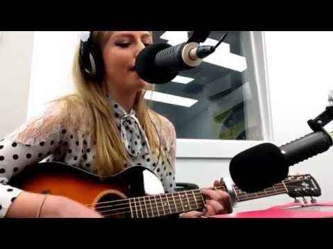 Tara Renée Knight - Paper Crane (original) - Live on Radio Adelaide