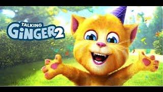 Talking Ginger Cat