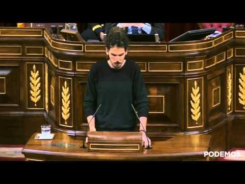 """""""¿Tendrán la vergüenza de votar contra la subida del SMI cobrando más de 4.000 euros al mes?"""""""