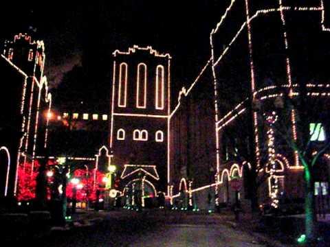 anheuser busch christmas lights vol 1 youtube