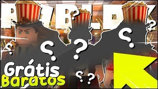 HOW to MAKE FREE and CHEAP AVATAR with FREE ITEMS from BLOXY 😍-ROBLOX