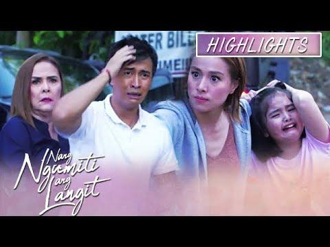 Katrina succeeds on abducting Mikmik | Nang Ngumiti Ang Langit
