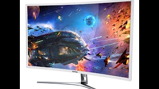 check it viotek nb32c 32 led curved computer monitor review